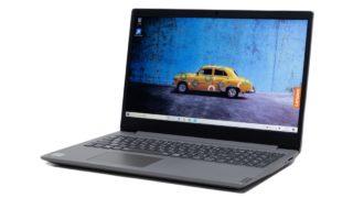 IdeaPad S145 (15) レビュー:Core i5+8GBメモリー+256GB SSDでも税込5万円台の格安15インチ