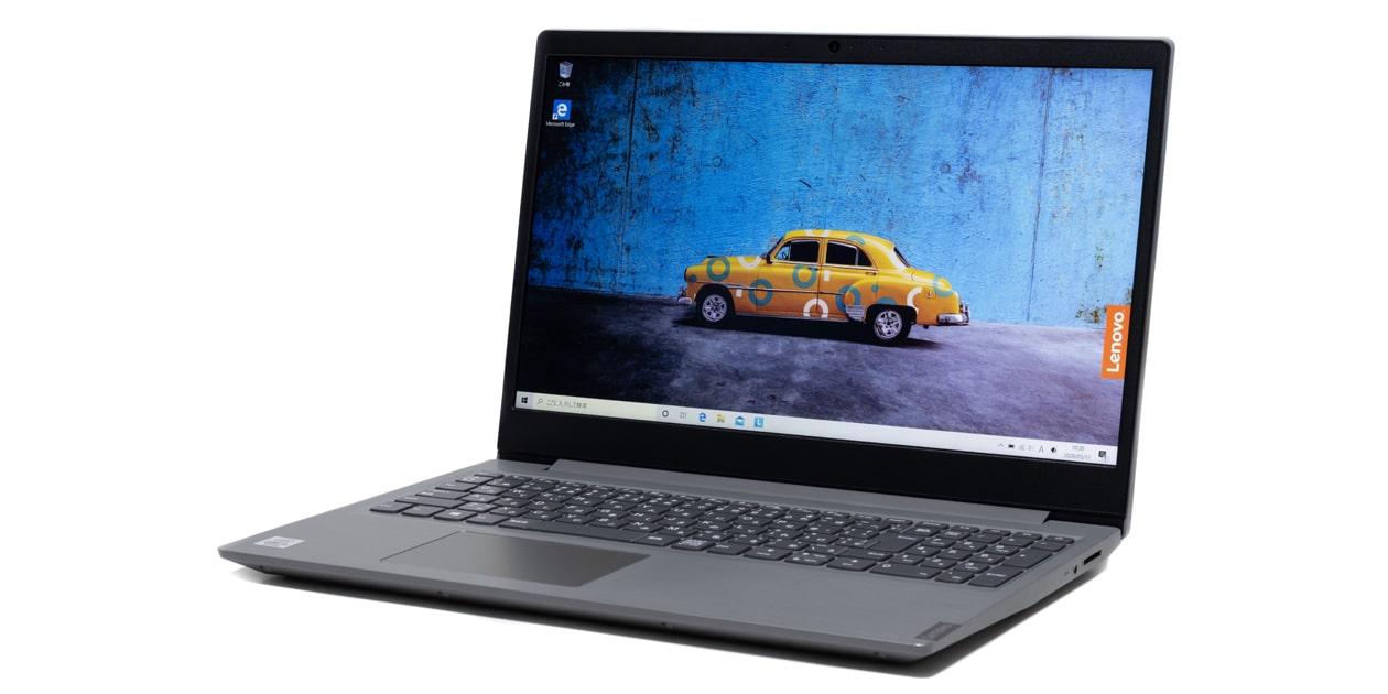 IdeaPad S145 (15) レビュー