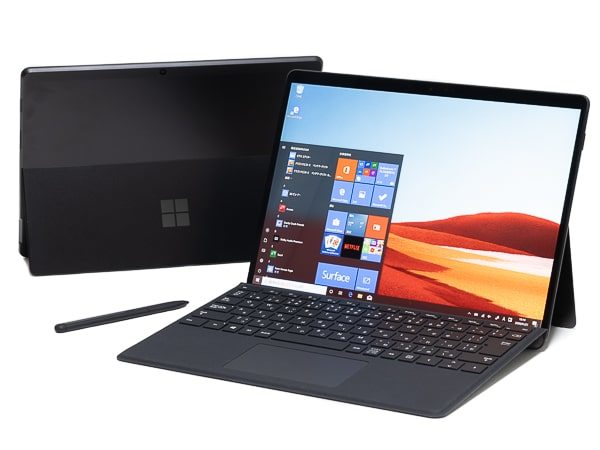 Surface Pro X 感想