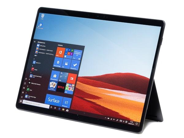 Surface Pro X 外観