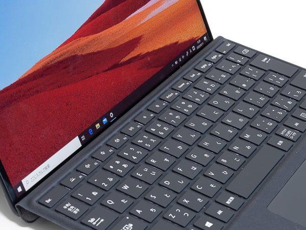 Surface Pro X ペンの収納