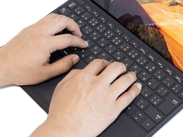 Surface Pro X タイプ感