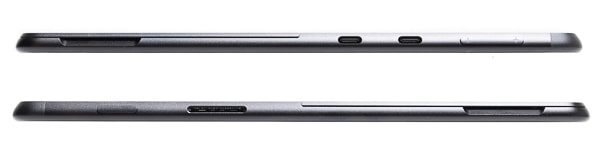 Surface Pro X インターフェース