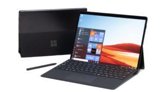 Surface Pro X 本音レビュー:機能とデザインの完成度は抜群のLTE対応13インチタブレット