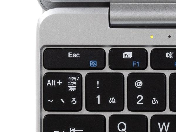 TENKU ComfortBook S11 日本語入力