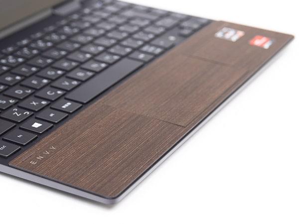 HP ENVY x360 13-ay Wood Edition