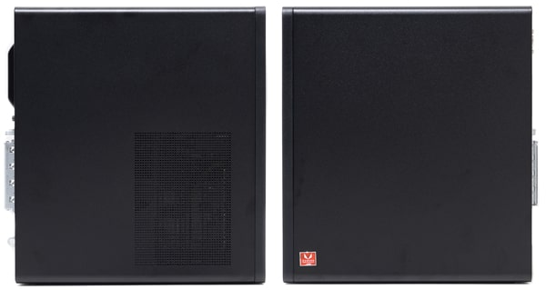 HP Desktop M01 側面
