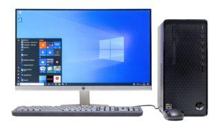 HP Desktop M01 レビュー:安くても十分なパフォーマンスのミニタワーPC