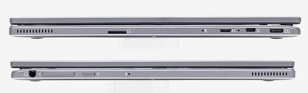 BMAX MaxBook Y11 インターフェース