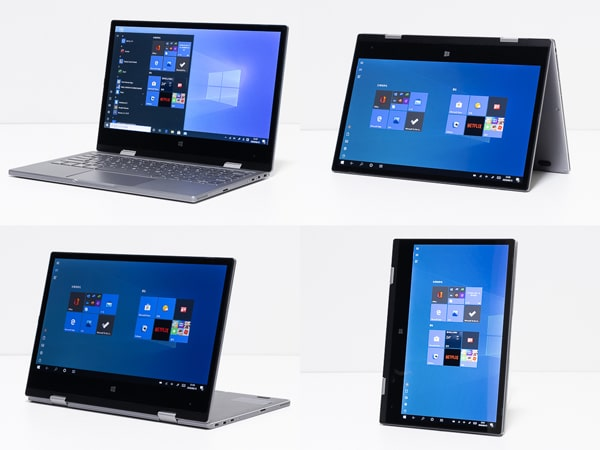 BMAX MaxBook Y11 2in1