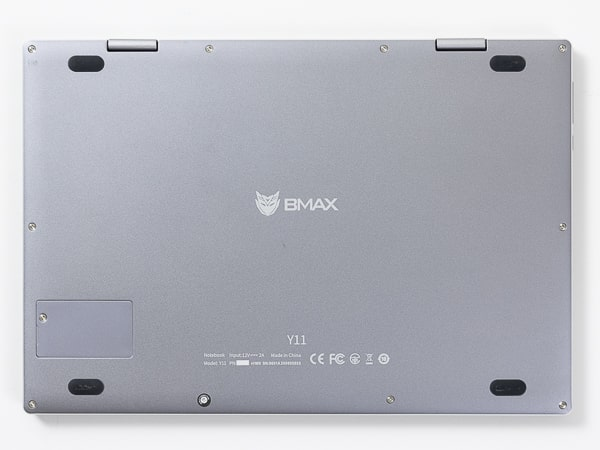 BMAX MaxBook Y11 底面