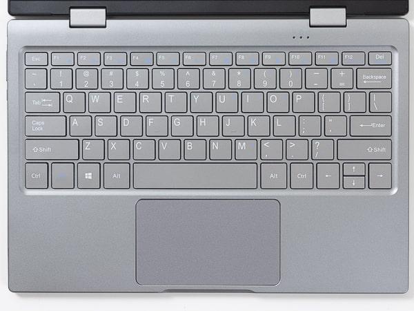 BMAX MaxBook Y11 キーボード