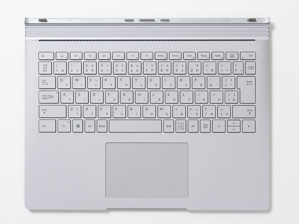 Surface Book 3 キーボード