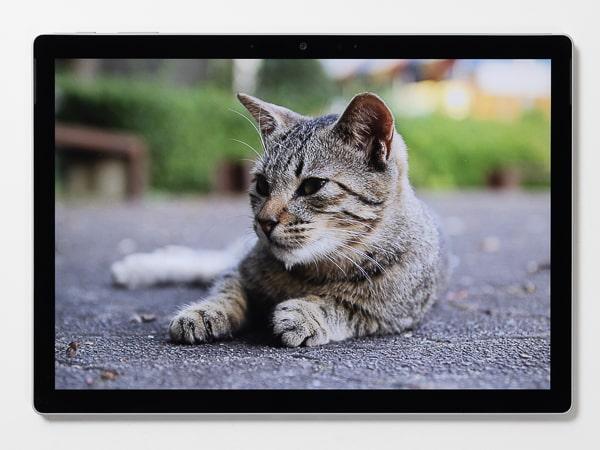 Surface Book 3 映像品質