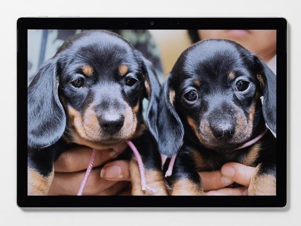 Surface Book 3 ディスプレイ