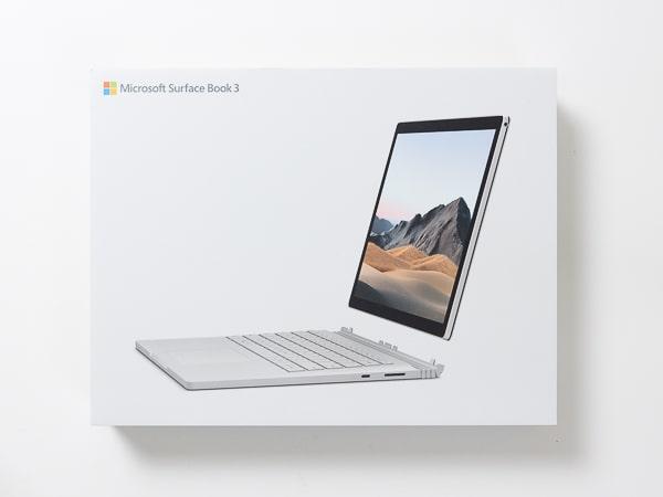 Surface Book 3 外箱