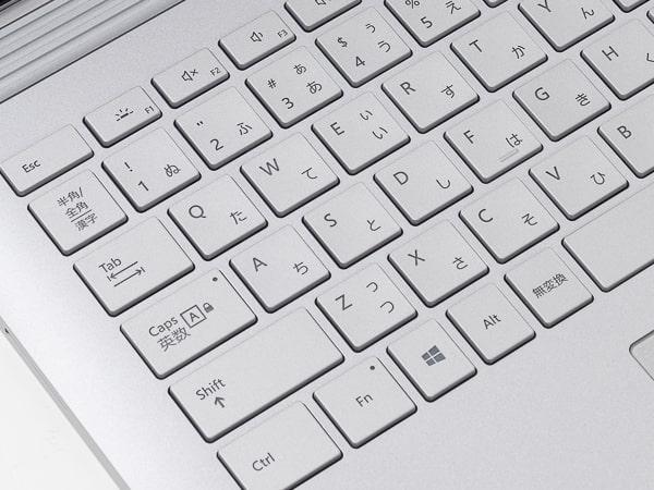 Surface Book 3 タイプ感