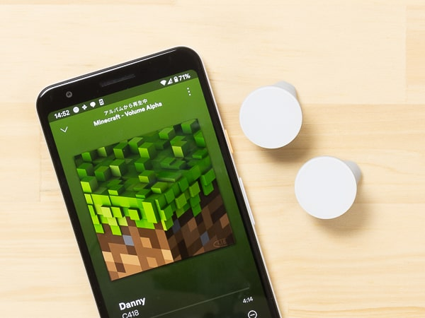Surface Earbuds Spotify