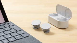 Surface Earbuds レビュー:Surfaceシリーズにピッタリな高音質ワイヤレスイヤホン