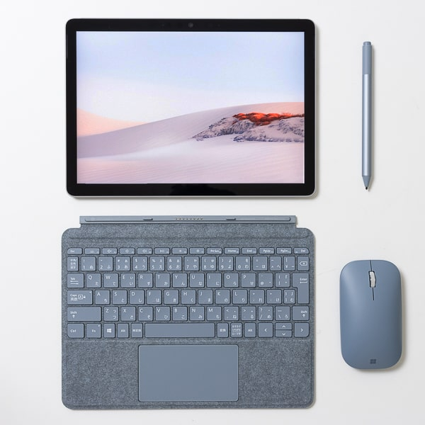 Surface Go 2 アクセサリー