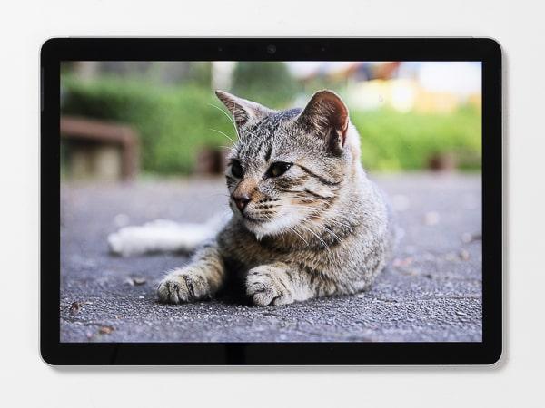 Surface Go 2 映像品質