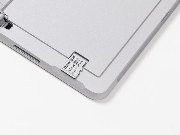 Surface Go 2 microSD