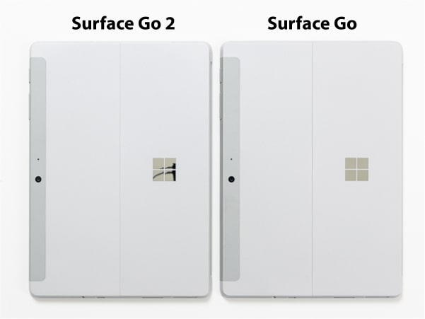 Surface Go 2 比較 大きさ
