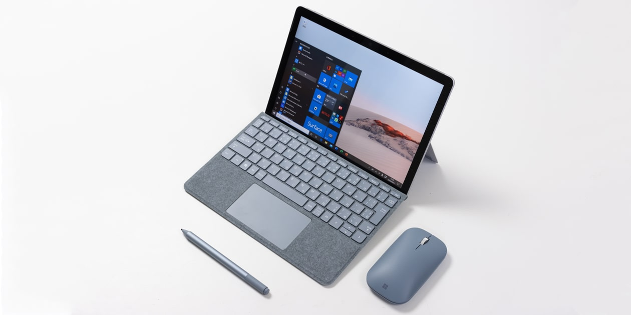 Surface Go 2 レビュー