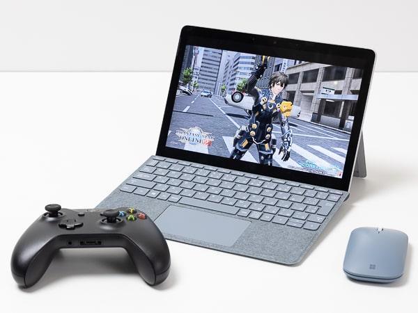Surface Go 2 ベンチマーク