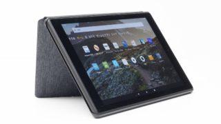 【10/14まで】アマゾンプライムデーでFire HD 10が6000円オフの激安販売中! Kindleやプライム・ビデオ向け10.1型タブレット