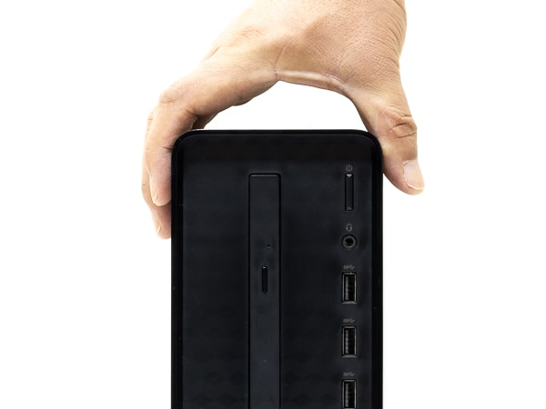 HP Slim Desktop S01