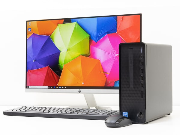 HP Slim Desktop S01 感想