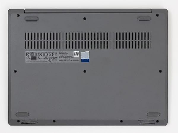 IdeaPad Slim 350 14 底面