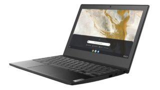 レノボの11.6インチIdeaPad Slim 350i Chromebookが実質2万6400円で予約販売中