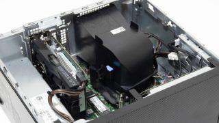 Inspiron 3881をメモリー増設&SSD換装&グラボ追加でゲーミングPCに改造する