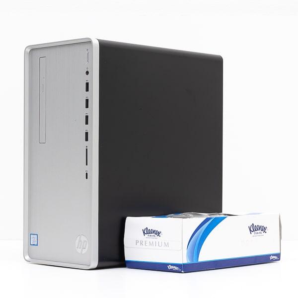 HP Pavilion Desktop TP01 サイズ