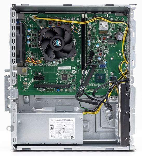 HP Pavilion Desktop TP01 分解