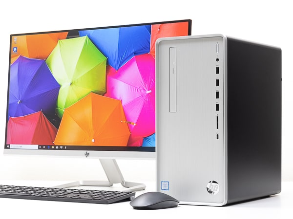 HP Pavilion Desktop TP01 感想
