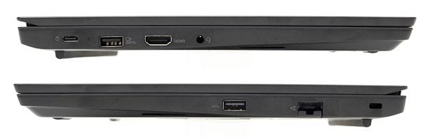 ThinkPad E14 Gen2 (AMD) インターフェース