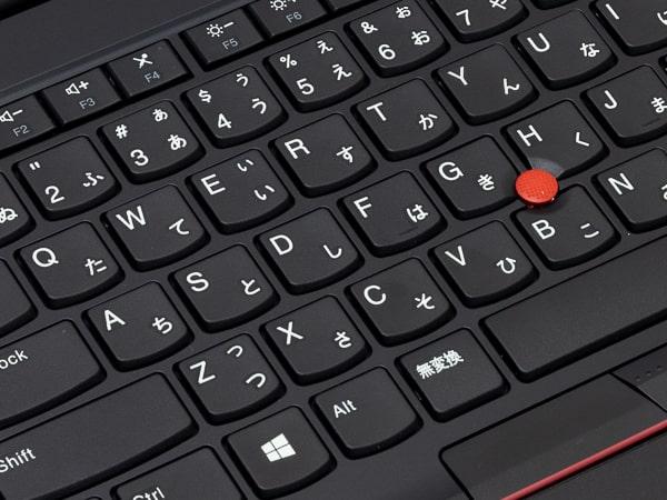 ThinkPad E15 Gen2 (AMD) タイプ感