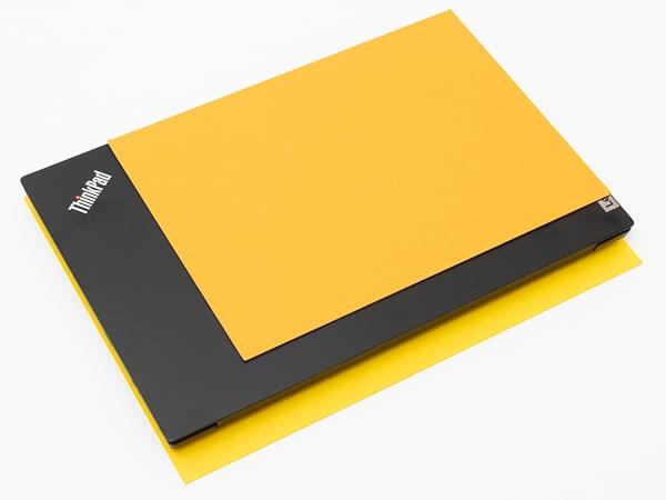 ThinkPad E15 Gen2 (AMD) 大きさ