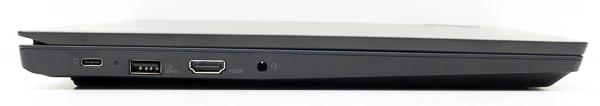 ThinkPad E15 Gen2 (AMD) 厚さ