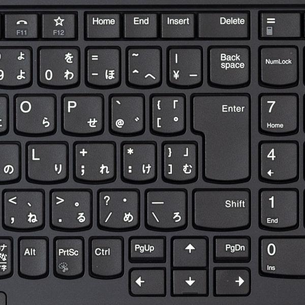 ThinkPad E15 Gen2 (AMD) 配列