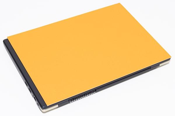 dynabook GZシリーズ サイズ