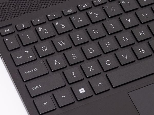 HP ENVY x360 15 タイプ感
