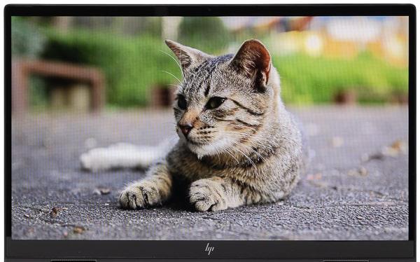 HP ENVY x360 15 映像品質