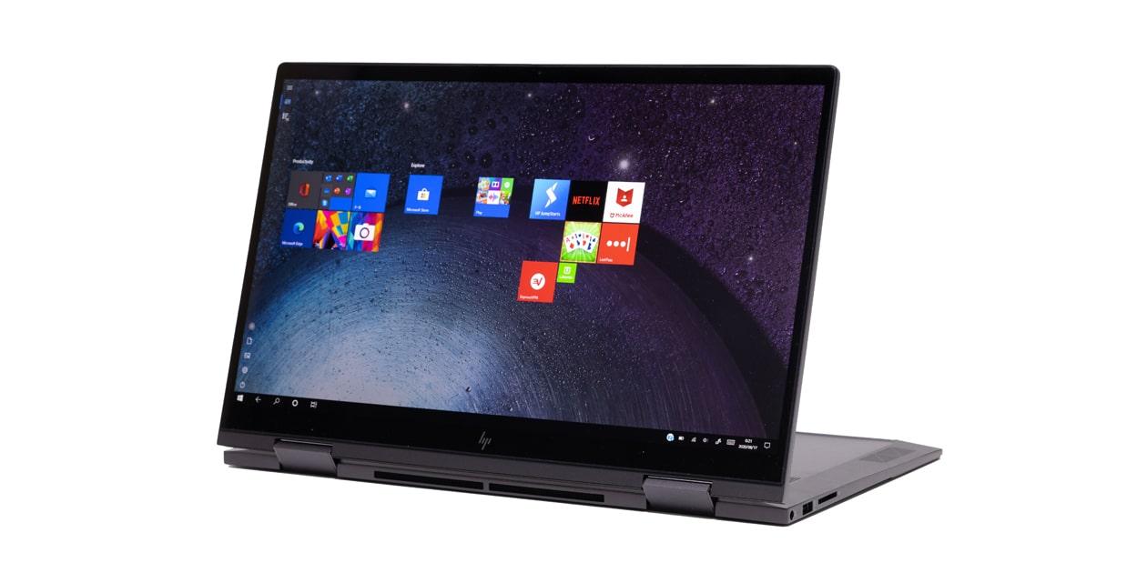 HP ENVY x360 15 (AMD) 2020年モデルレビュー