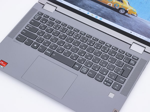 IdeaPad Flex 550 (14) パームレスト