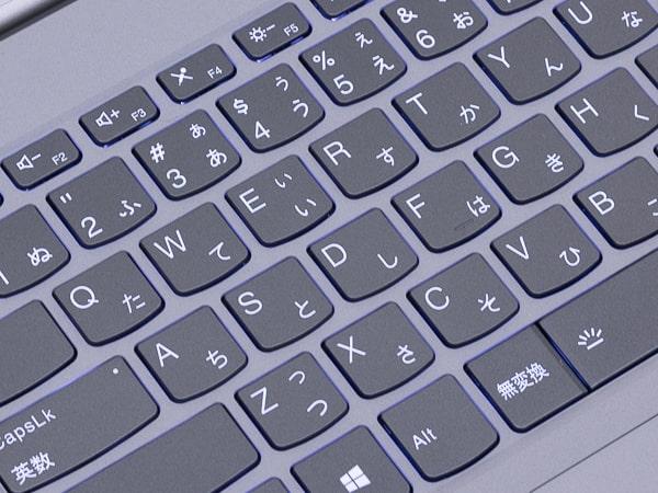 IdeaPad Flex 550 (14) タイプ感