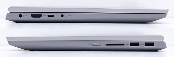 IdeaPad Flex 550 (14) インターフェース